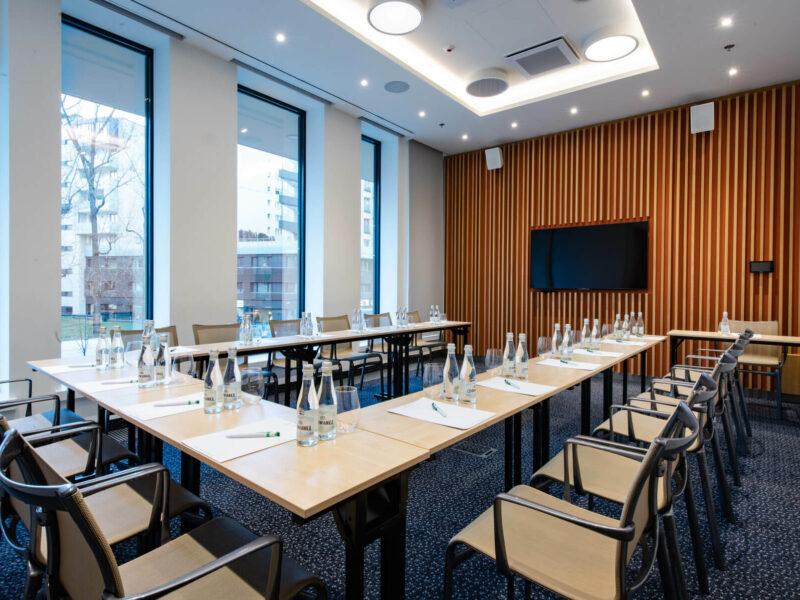 Konferencje i sale spotkaniowe Holiday Inn Warsaw