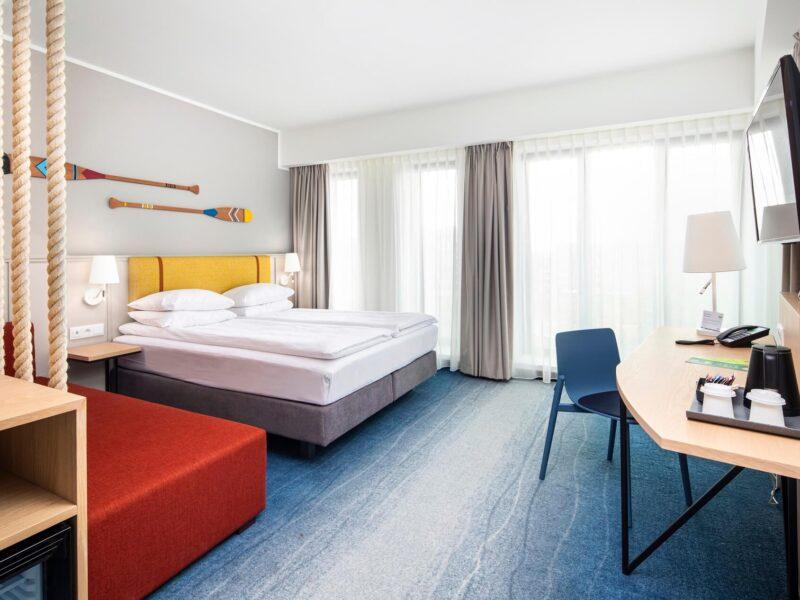 Rooms Holiday Inn Gdańsk – City Centre