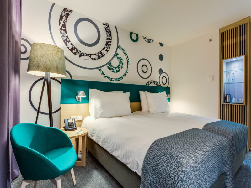 Rooms and Apartments Holiday Inn Warsaw – City Centre