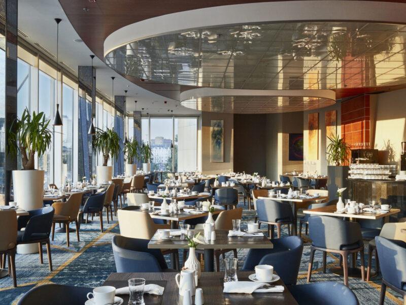 Restauracje hotelowe Intercontinental Warszawa