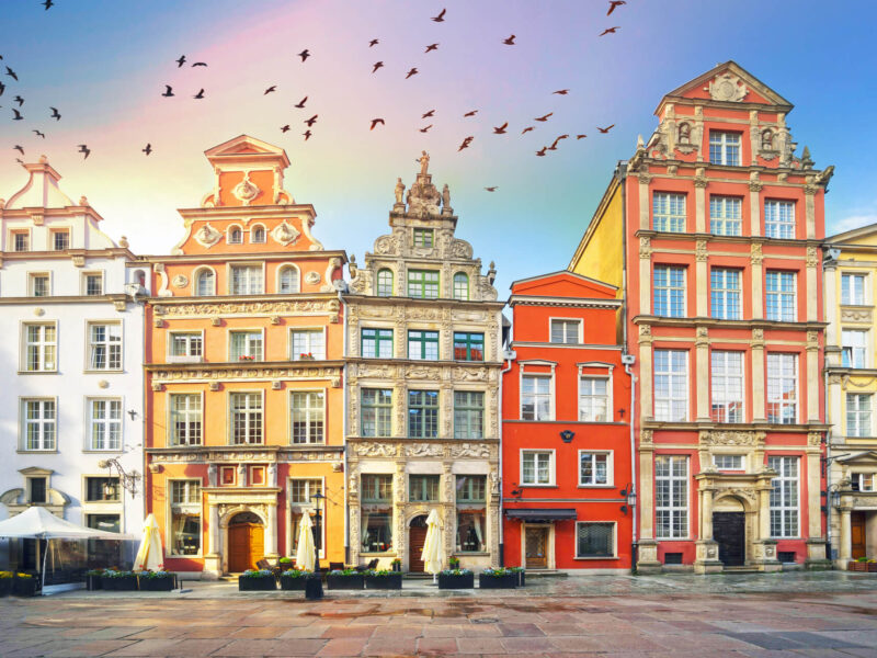 Odkryj Gdańsk na nowo